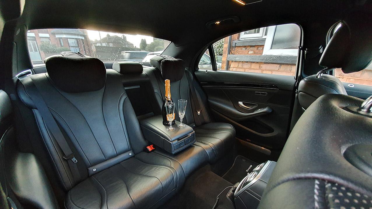 Mercedes 'S' Class AMG LWB