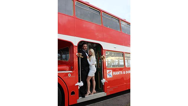Bristol FLF Bus