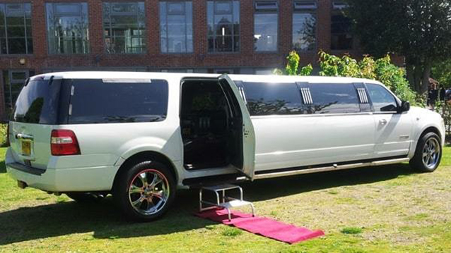 Ford Typhoon Stretched Limousine