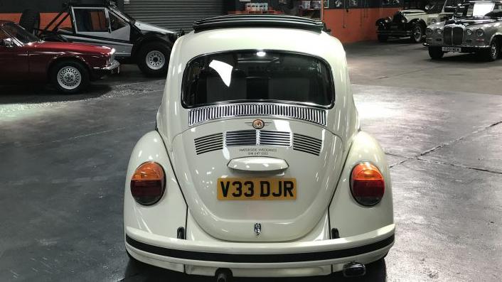 Volkswagen Stretched Beetle