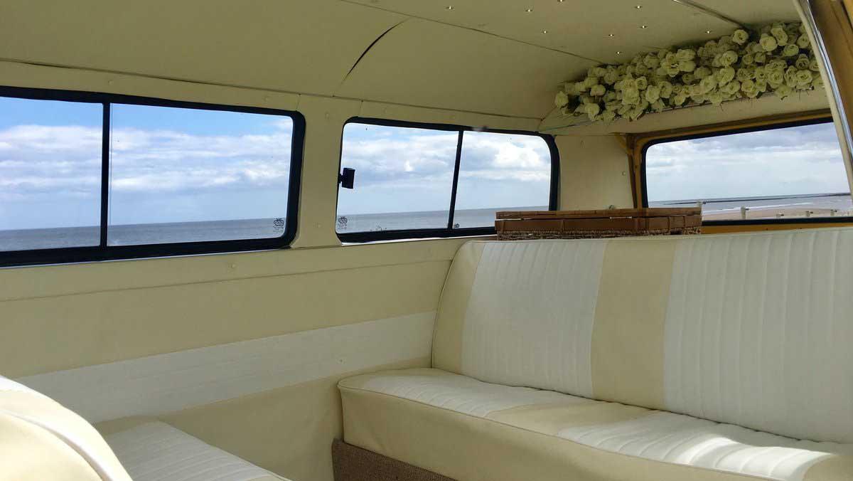 Volkswagen Bay Window Campervan