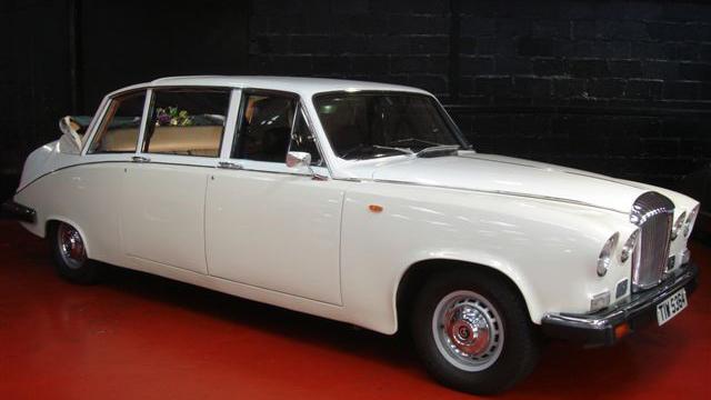 Daimler DS420 Landaulette