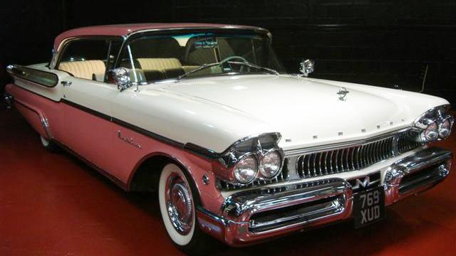 Ford Mercury Montclair