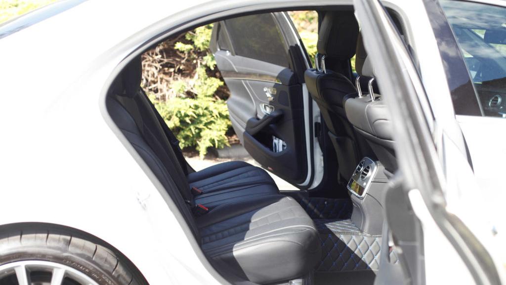 Mercedes 'S' Class Hybrid