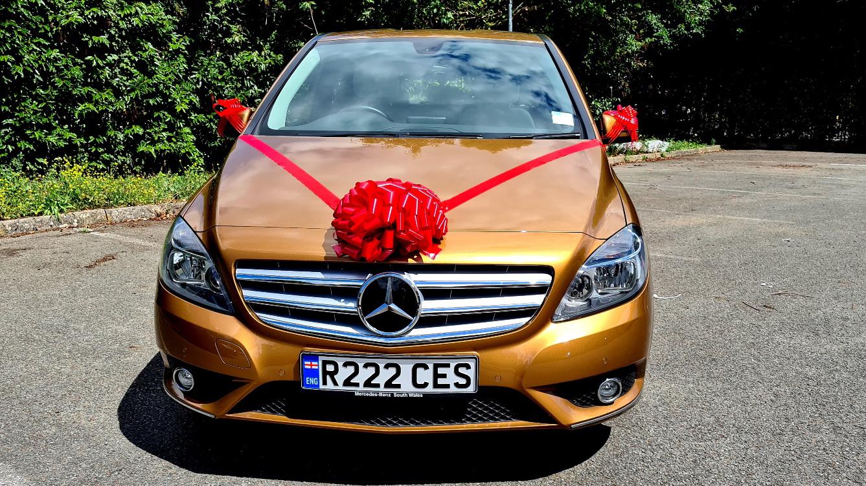 Mercedes 'B' Class