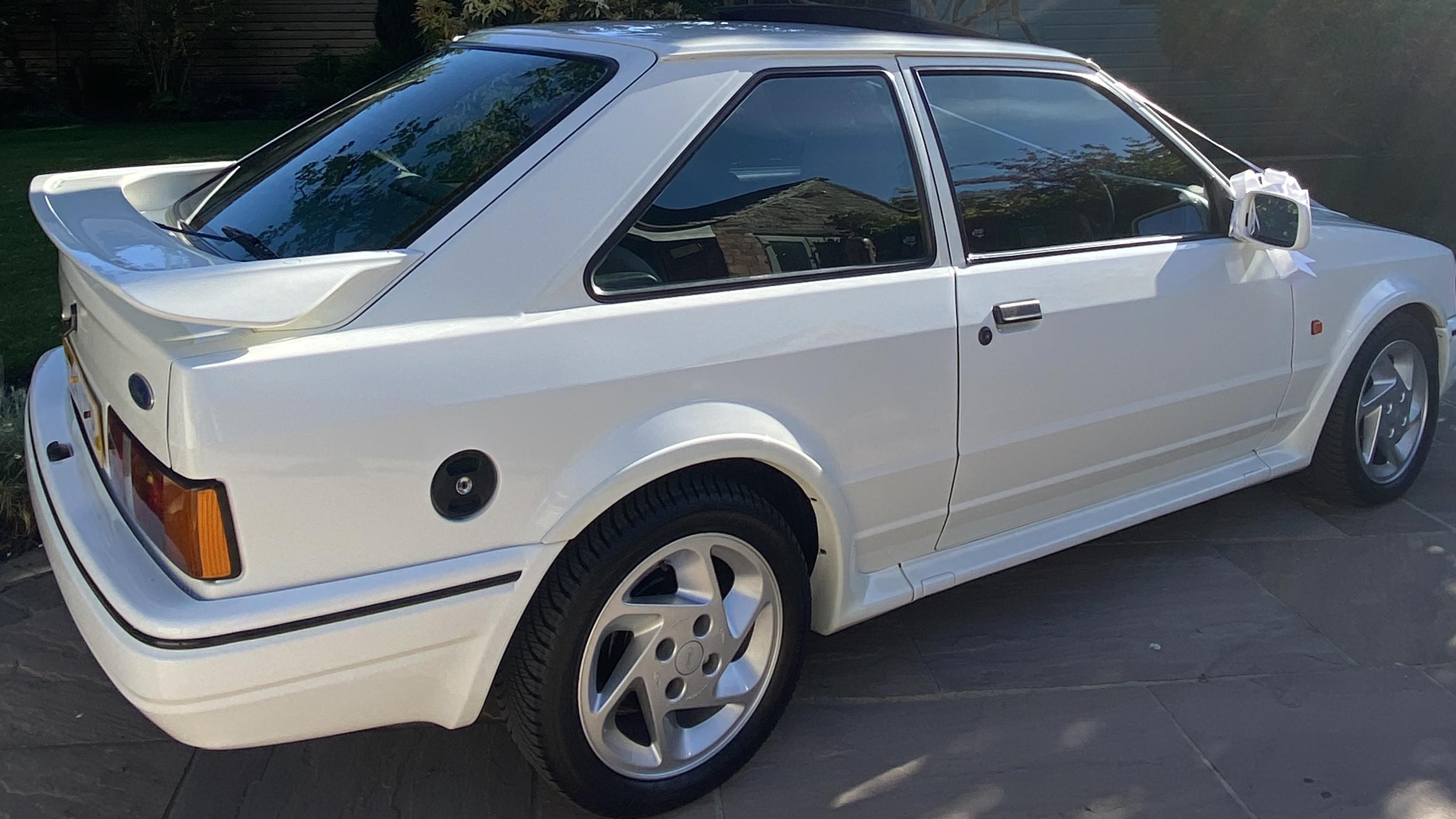 Ford Escort Mk IV RS Turbo