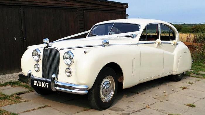 Jaguar MK7 Saloon