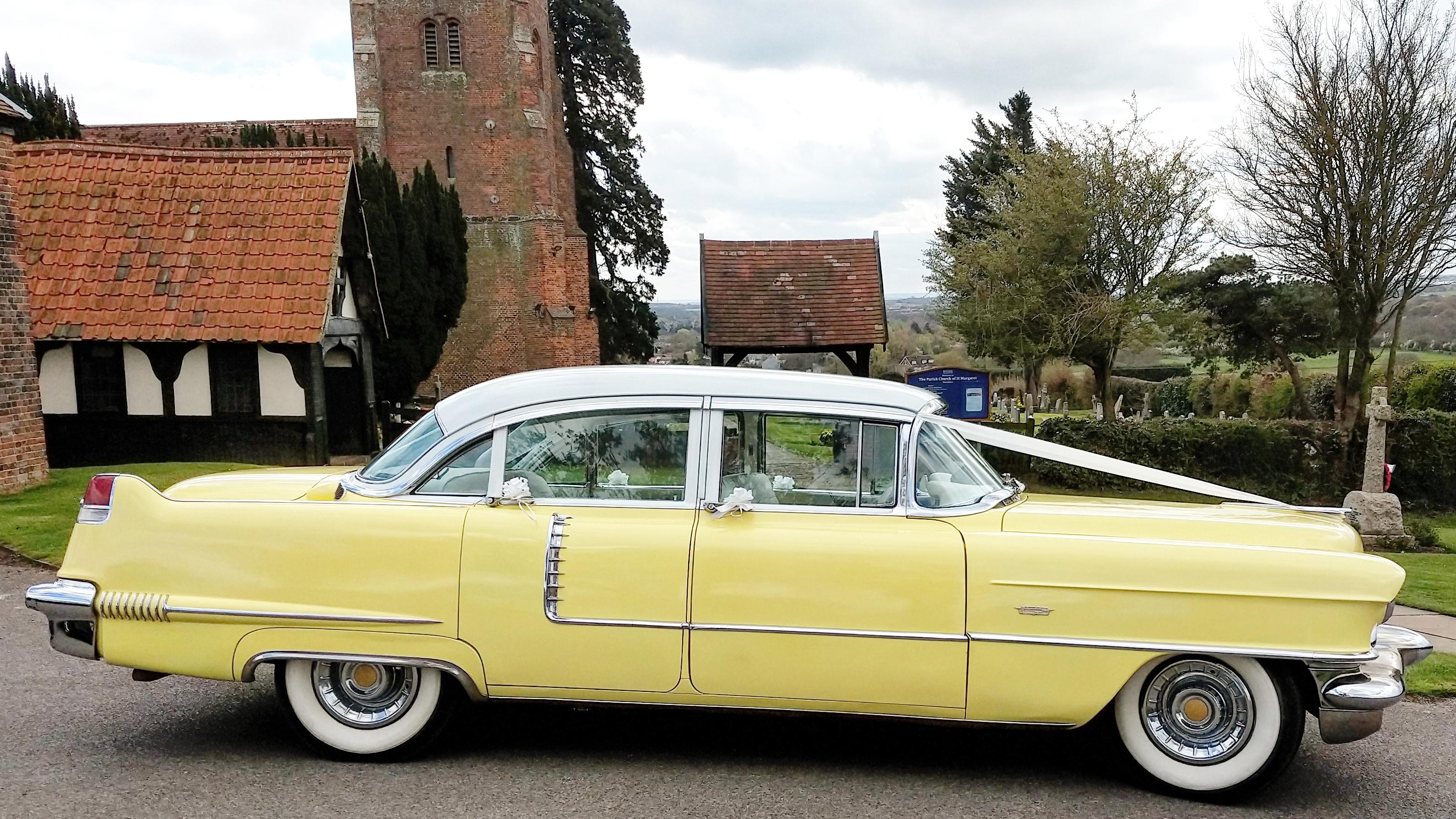 Cadillac Formal Sedan