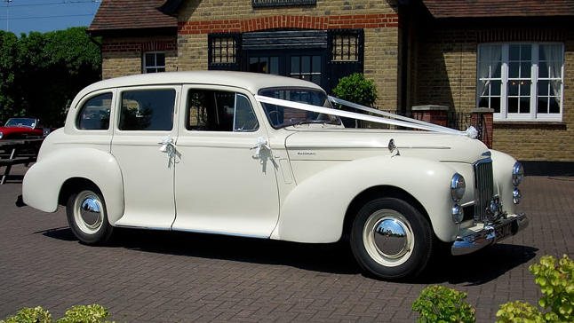 Humber Pullman Limousine