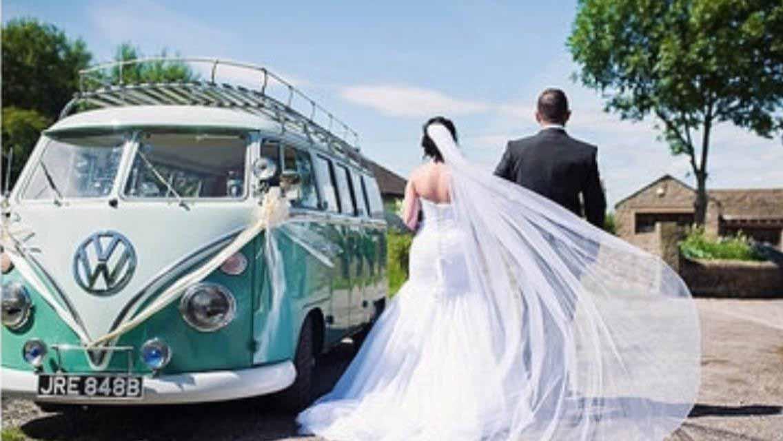 Volkswagen Campervan Safari