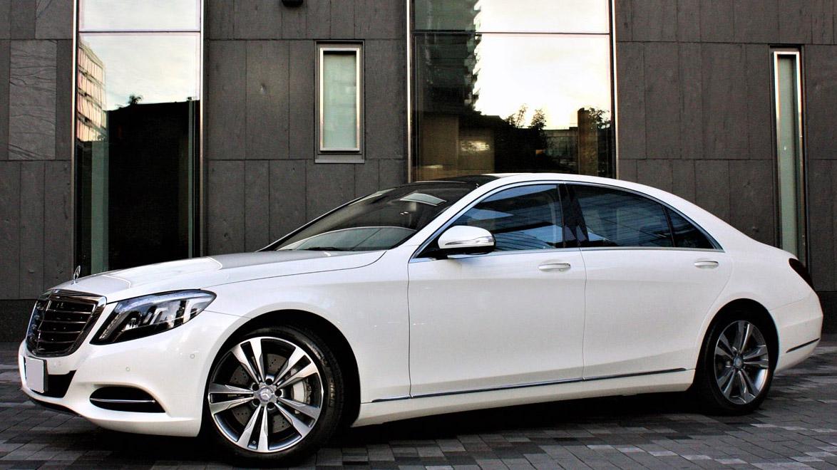 Mercedes 'S' Class