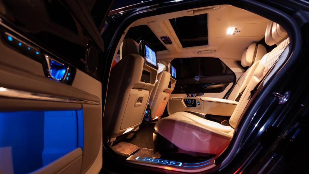 Jaguar XJ LWB Autobiography