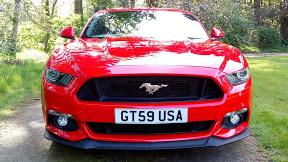 Ford Mustang V8 GT