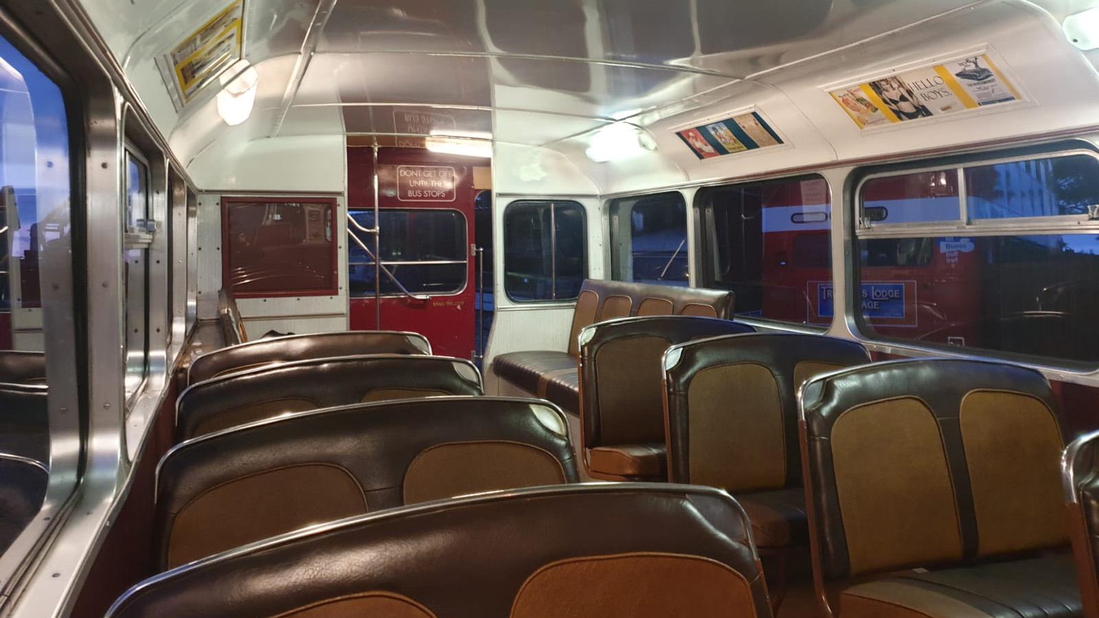 AEC Regent V Double Deck Bus