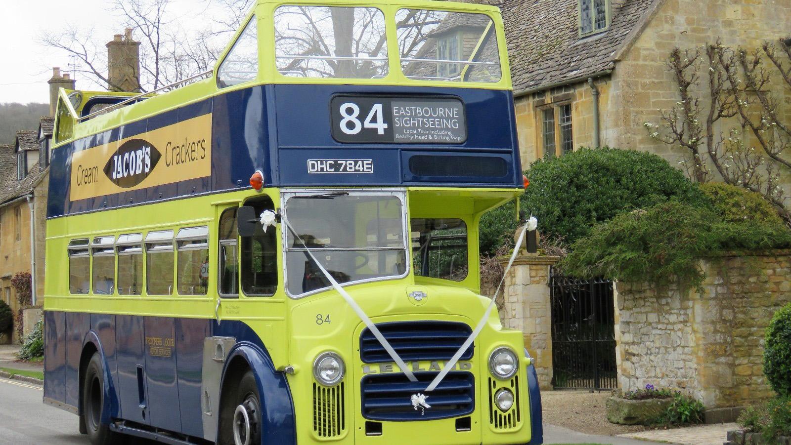 Leyland PD2 Open Top Bus