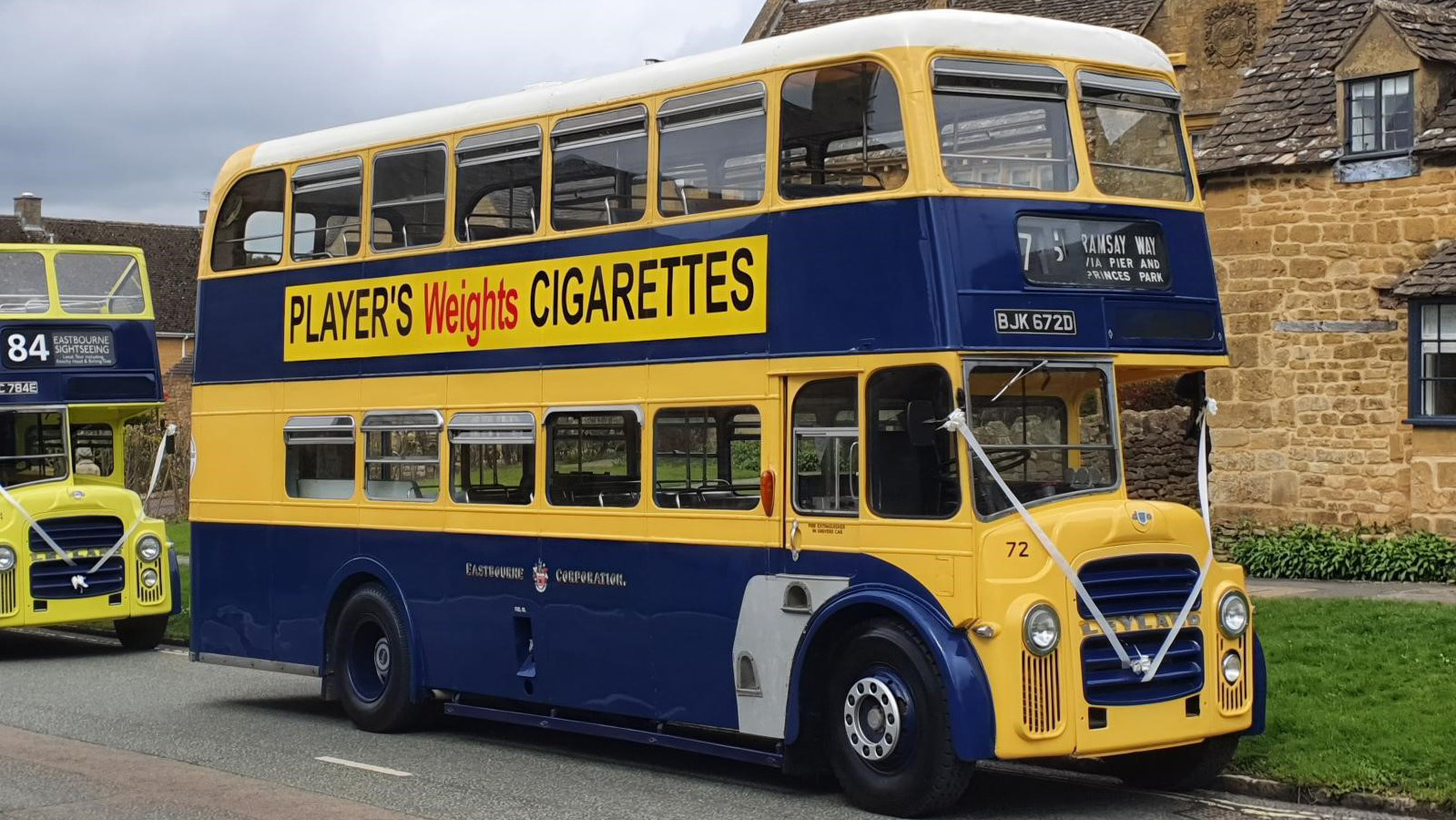 Leyland PD2 Double Deck Bus