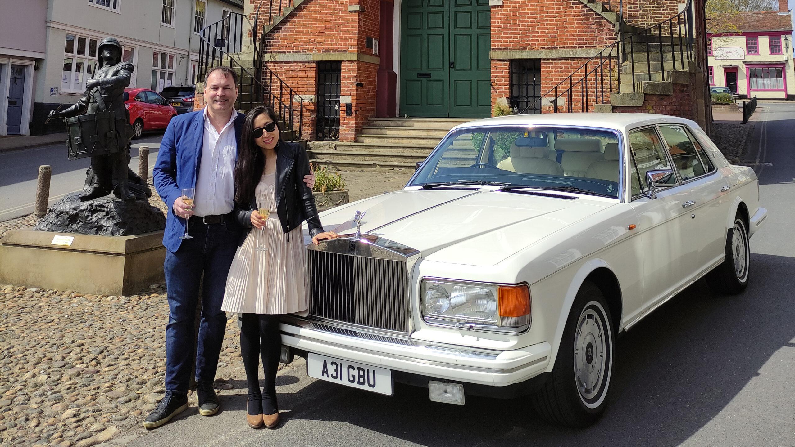 Rolls-Royce Silver Spirit - Review