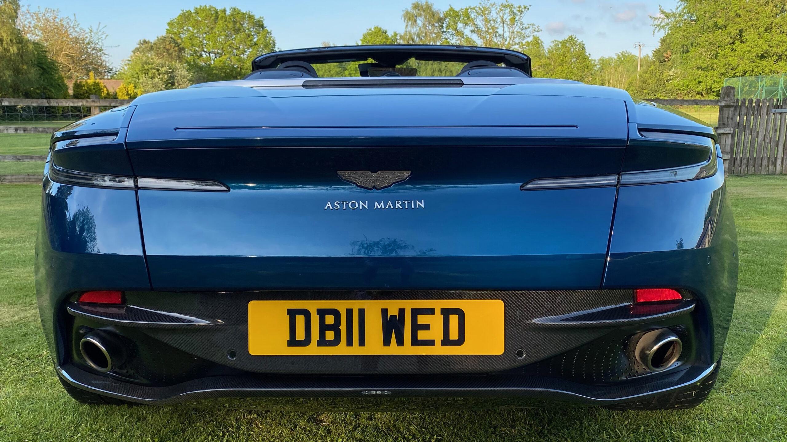 Aston Martin DB11 Convertible