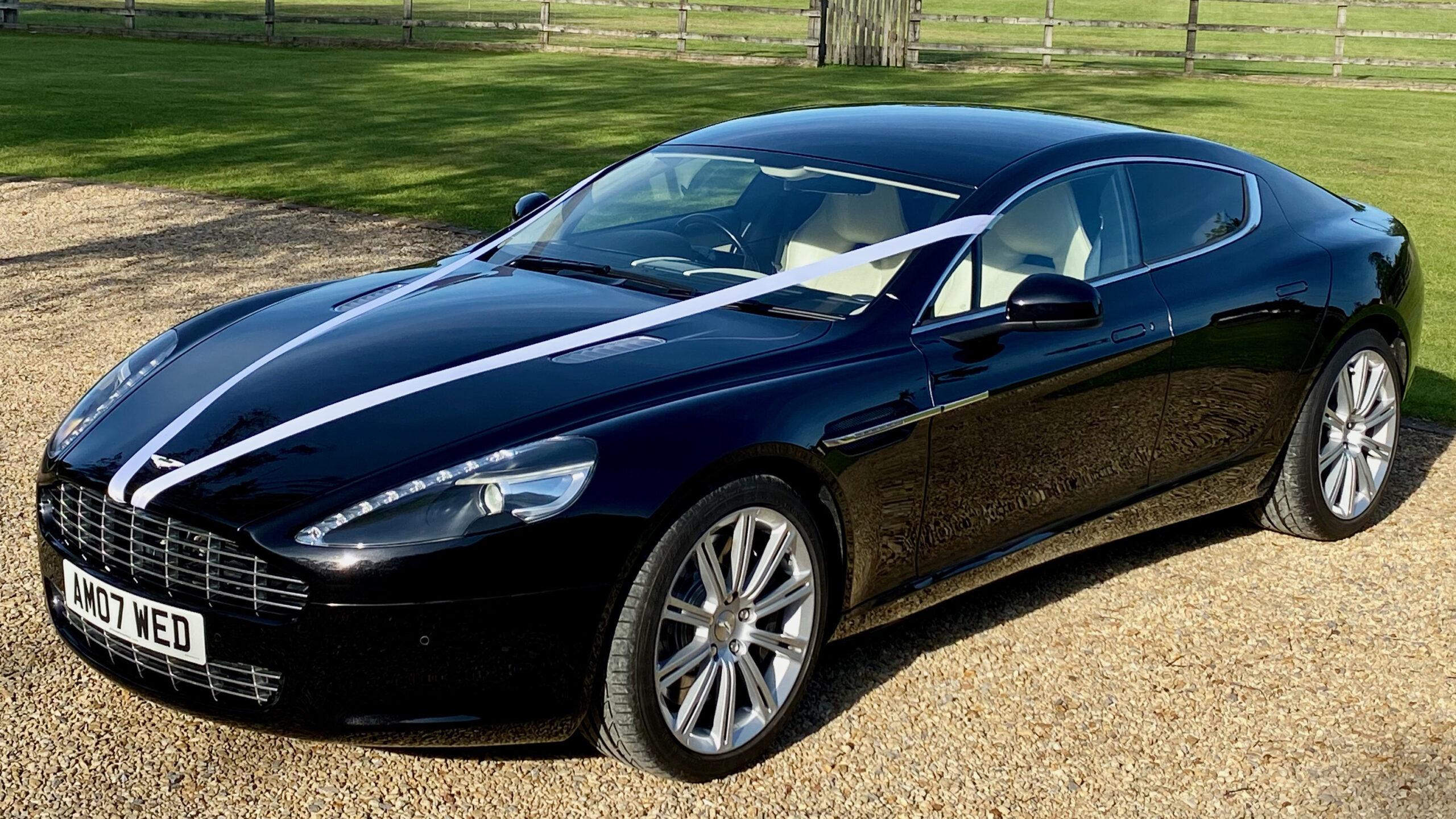 Aston Martin V12 Rapide