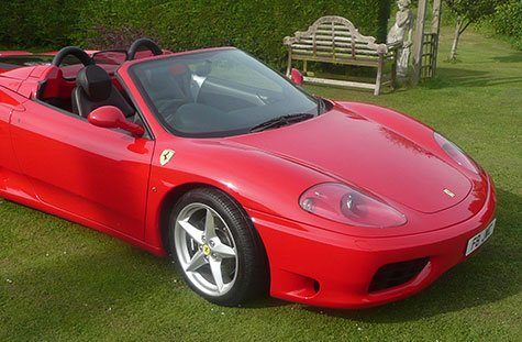 Grooms' Cars for hire in Essex