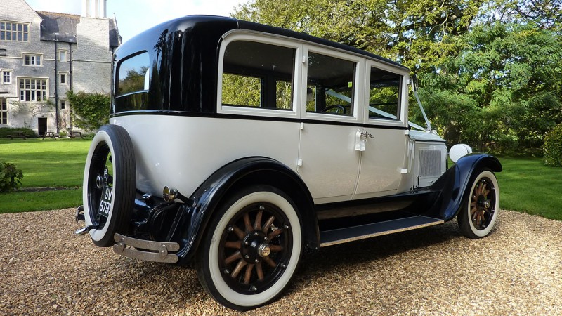 Buick Limousine wedding car for hire in Bridgwater, Somerset