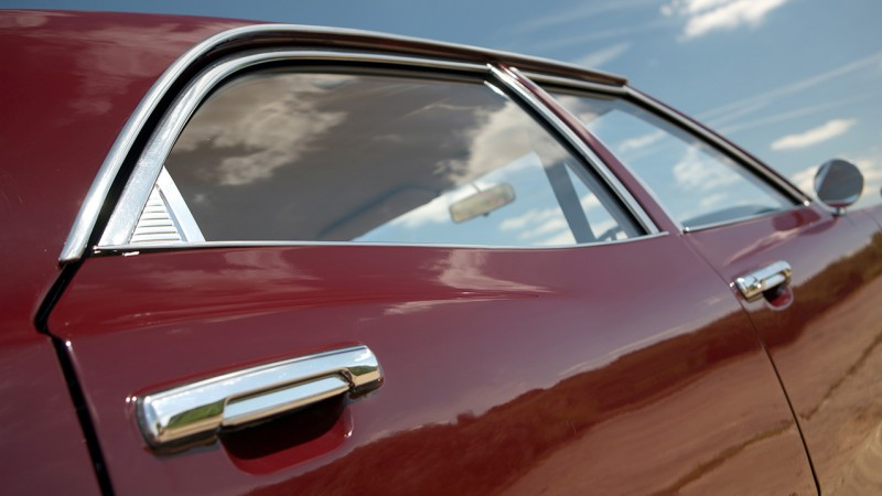 Ford Cortina XL wedding car for hire in Ferndown, Dorset