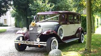 Bramwith Limousine wedding car for hire in Launceston, Devon