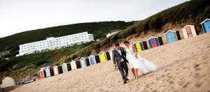 Wedding at Saunton Sands Hotel in Braunton is a Coastal Wedding venues Devon