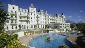 Grand Hotel in Torquay is a Coastal Wedding venues Devon