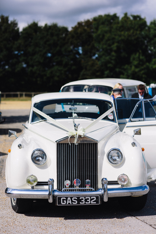 Wedding Transport at the Seaside Wedding Venue
