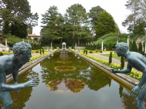 Weddings at the Italian Villa