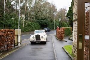Dorset Wedding Car Hire Bournemouth