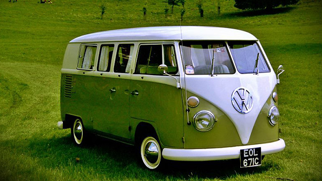 Volkswagen Split Screen Campervan Vehicle Ref 393 Seats6 Passengers