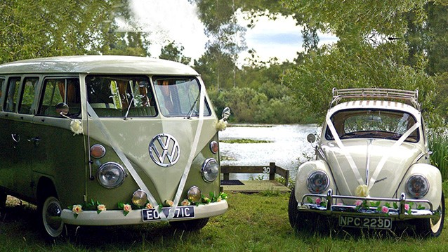 VW-Campervan-Wedding-Car-Decoration