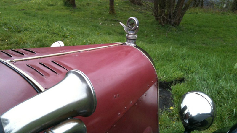 Vintage Morris Wedding Car For Hire In Ashford Kent