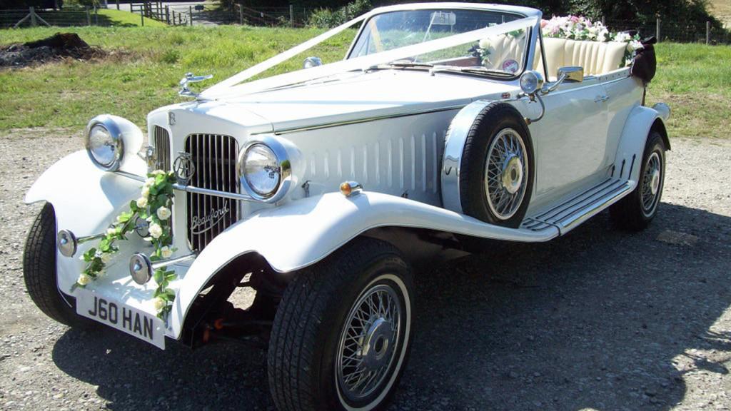 Beauford Wedding Car Hire Maidstone Kent Premier Carriage