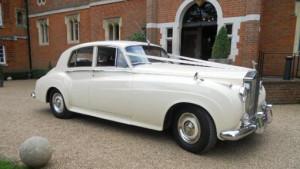 Modern and Vintage Wedding Cars Kent