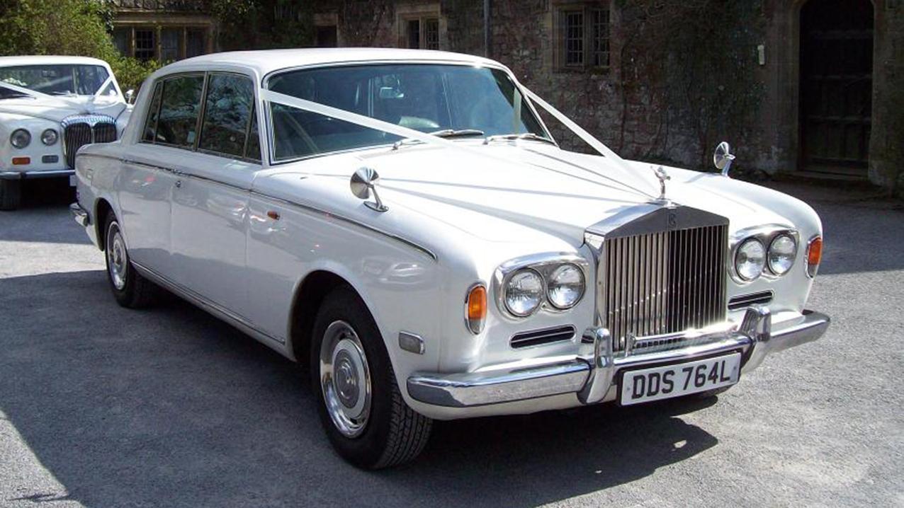Wedding Car Hire Maidstone Premier Carriage