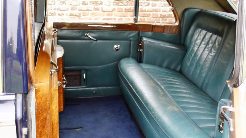 Rolls-Royce Phantom V wedding car for hire in Cobham, West London