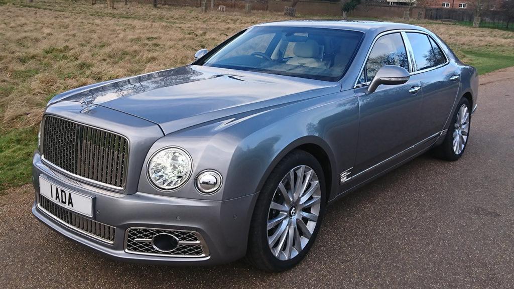 silver-bentley-mulsanne-wedding-car-hire