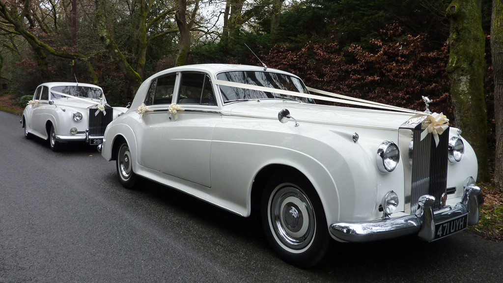 Rolls Royce Wedding Car Hire Service