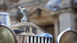 Rolls-Royce Phantom Hire