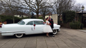 Hiring a car for your wedding in Devon