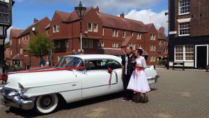 Wedding Car Service in Devon