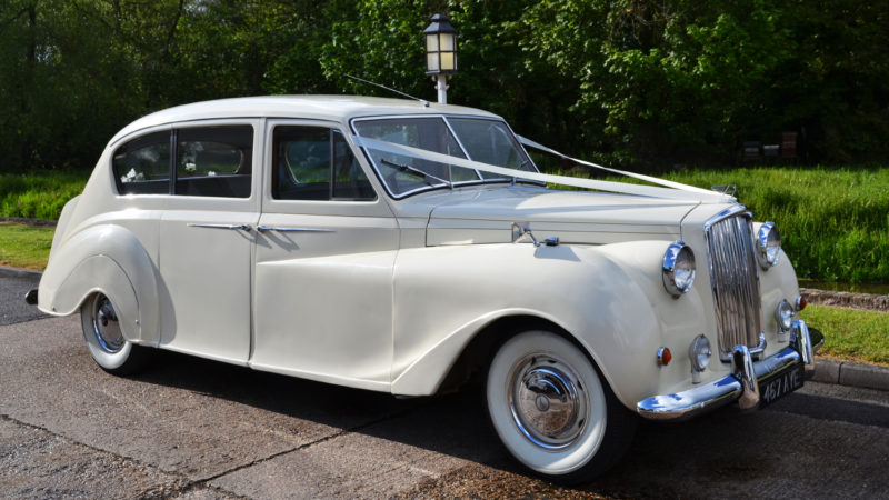 Austin Vanden-Plas Princess Limousine wedding car for hire in Uxbridge, Middlesex