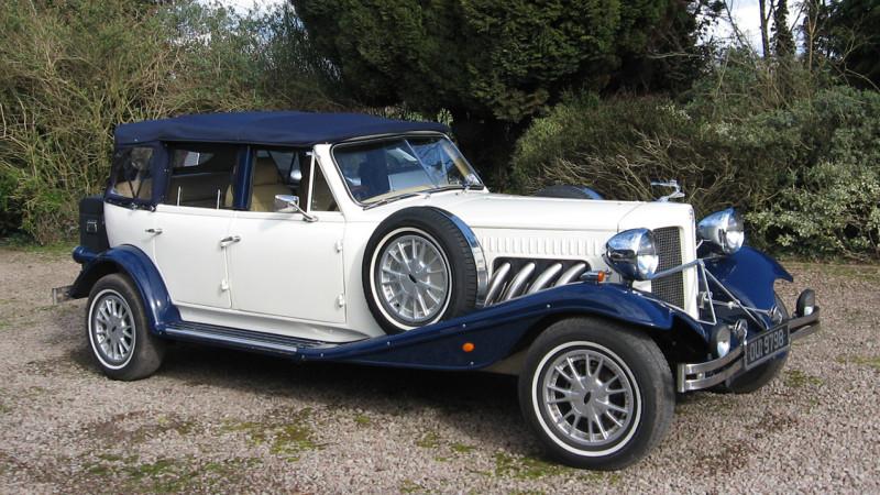 Vintage Car Hire Midlands