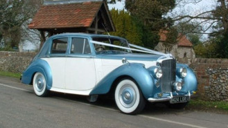 Bentley 'R' Type wedding car for hire in Hatfield, Hertfordshire
