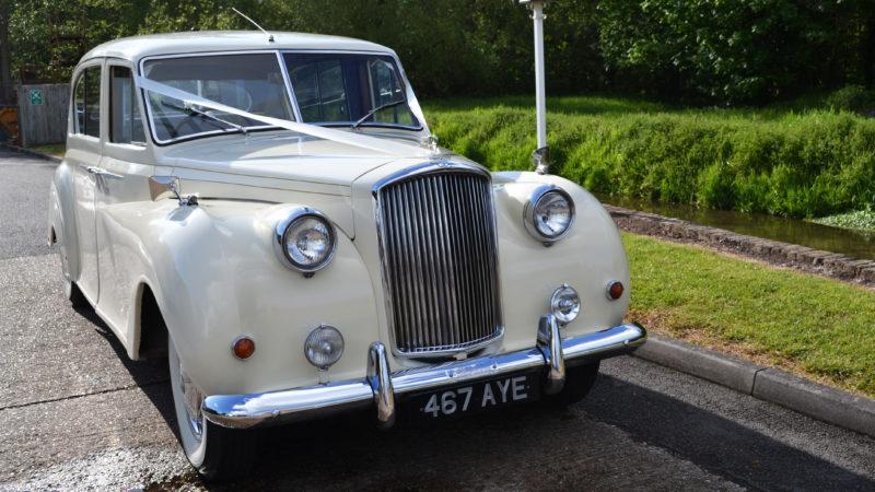 Austin Vanden-Plas Princess Limousine wedding car for hire in Uxbridge, Middlesex