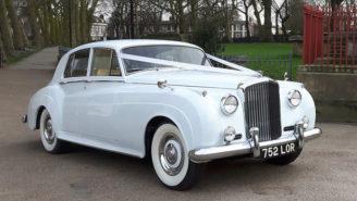 Bentley S II wedding car for hire in Hatfield, Hertfordshire