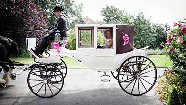 Horse And Carriage Wedding Hire London Kent Surrey Essex